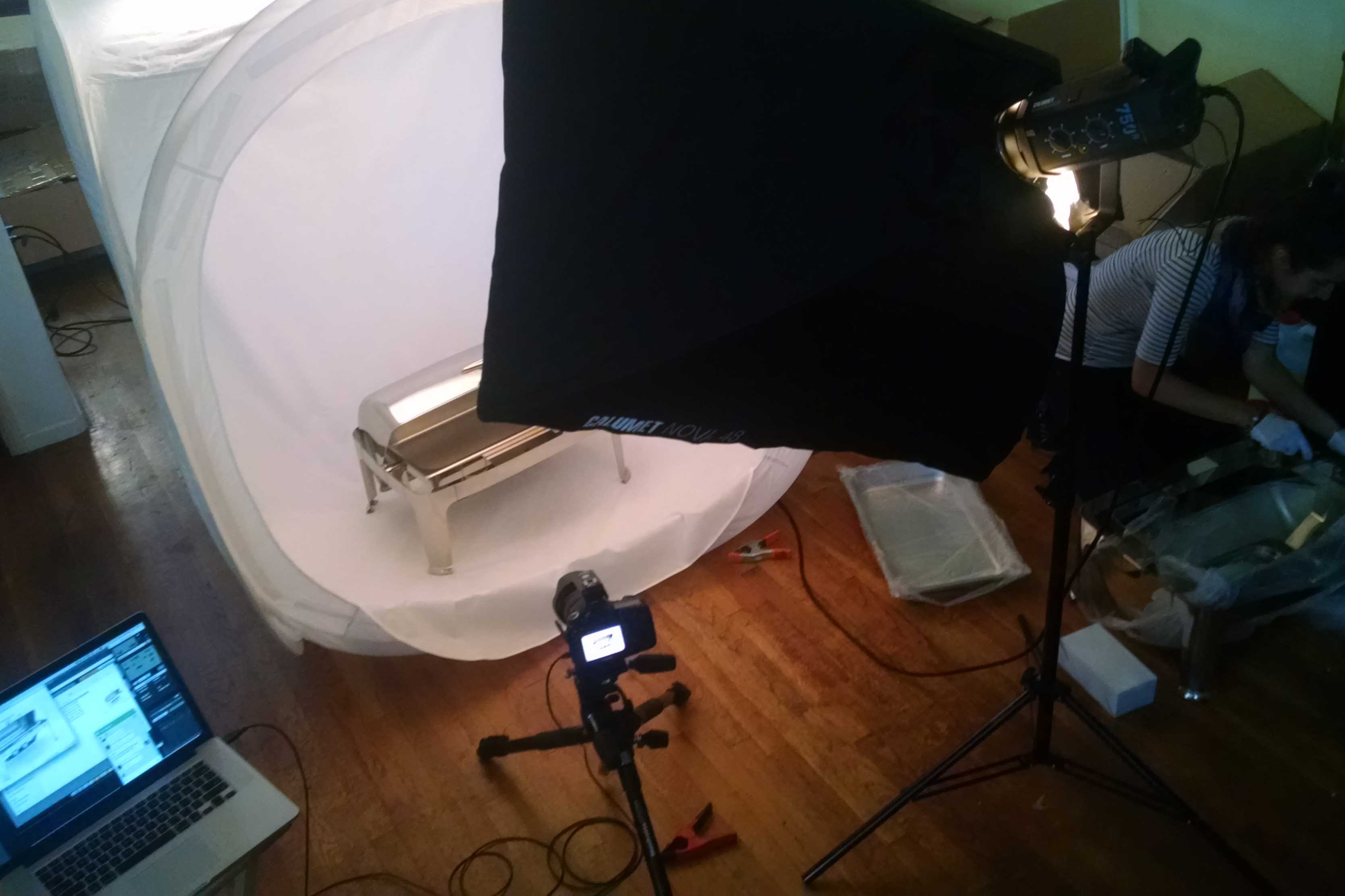 Alegacy eCommerce Shoot for The Miller Group