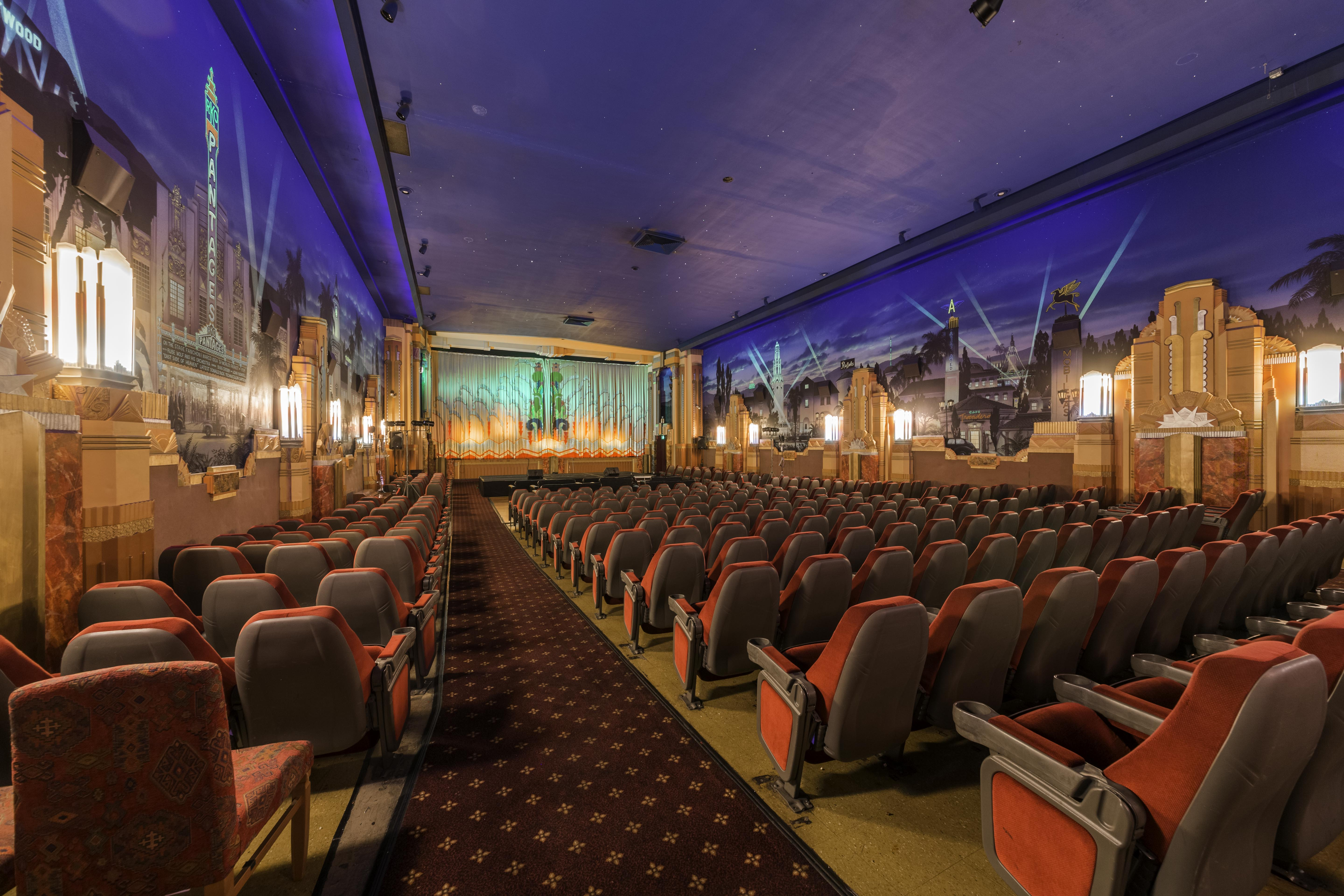 Crest Theater – Westwood