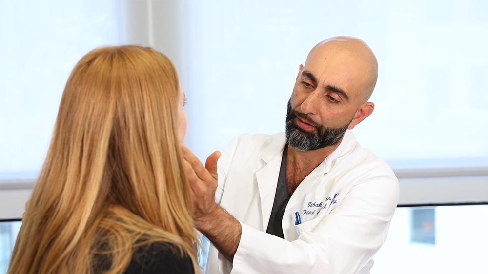 Babak Larian – Parotid Surgeon