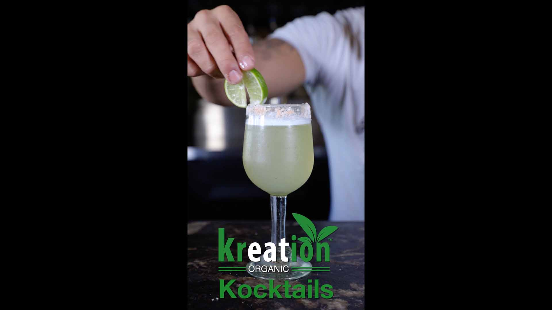 Kreation Juice – Skinny Margarita IG Story