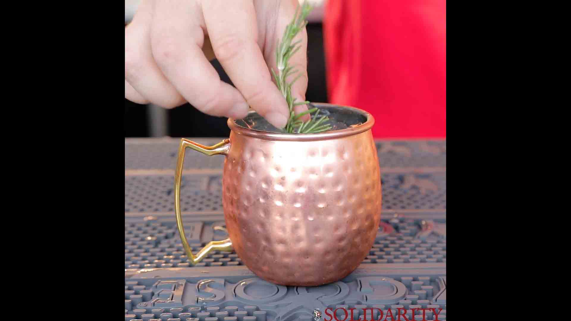 Solidarity – Moscow Mule Square IG